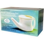Ancient Secrets Nasal Cleansing Pot (1xPOT)
