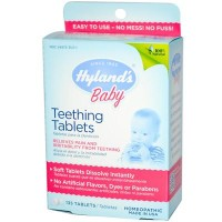 Hyland's Homeopathic Teething Tablets (1x135 Tab)