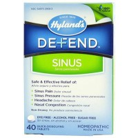 Hylands Defend Sinus (1x40 Tab)