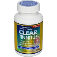 Clear Products Tinnitus (1x60CAP )