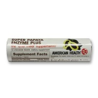 American Health Super Papaya (16x12TABS)