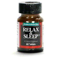 Futurebiotics Relax&Sleep Frm2 (1x60TAB )
