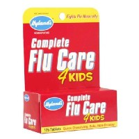 Hylands Homeopathic Remedies Cold/Flu 4 Kids (1x125TAB )