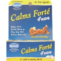 Hylands Homeopathic Remedies Calm Rstfl 4 Kids (1x125TAB )