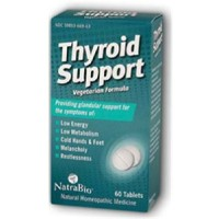 Natra-Bio Thyroid Support (1x60TAB )