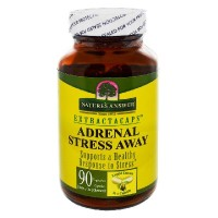 Nature's Answer Adrenal Stress Away (1x90VCAP)