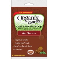 Organix Chocolate Mnt Drop (4x21 CT)