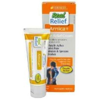 Real Relief Pain Rlf/Arnica Creme (1x1.76OZ )