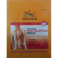 Tiger Balm Patch Ss Dsp (36x1 CT)
