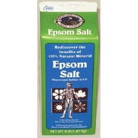 White Mountain Epsom Salts (6x4LB )