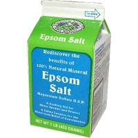 White Mountain Epsom Salts (12x1LB )