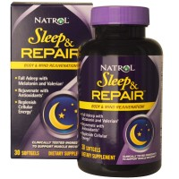 Natrol Sleep & Repair (1x30 SGEL)