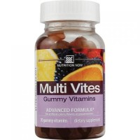 Nutrition Now Multivites Gummy + Immune (120 CT)